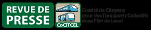 Revue de presse du CoCiTCEL
