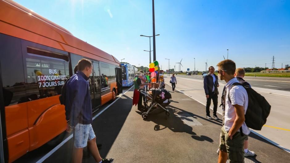 Transports collectifs gratuits: un modèle français à imiter?