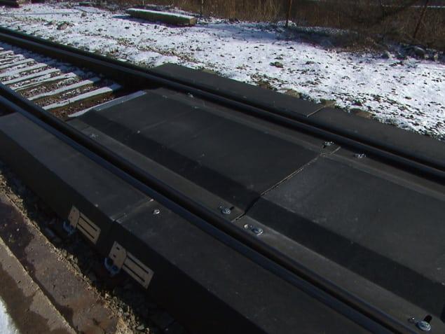 Les trains de la banlieue montréalaise mieux adaptés à l'hiver