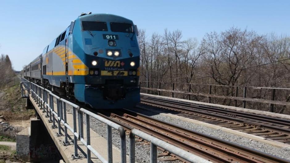 Le train à grande fréquence, une priorité pour le ministre des Transports du Québec
