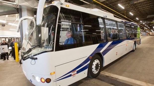 La STL primée pour son autobus électrique | L'Écho de Laval