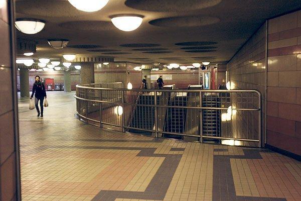 La station de métro «secrète» de Montréal   Métro
