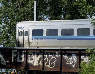 Train dans l'est: Québec a protégé Concession A25, affirme le Mouvement lavallois - 17 août 2011 - Courrier Laval