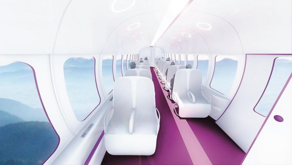 Un train supersonique Montréal-Québec | JDM