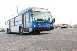 La STL agrandit son garage d'autobus - Société - Courrier Laval