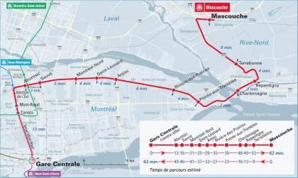 Train de l'Est: ce que l'AMT aurait dû faire…|Le blogue de François Cardinal