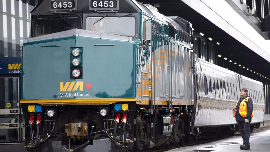 Seriez-vous prêt à payer 4milliards pour un train rapide entre Toronto, Montréal et Québec?
