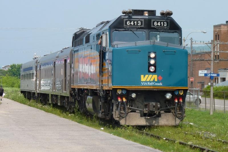La communauté d'affaires se mobilise pour le TGF de VIA Rail