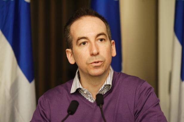 Nicolas Girard prend les rênes de l'AMT | Métro