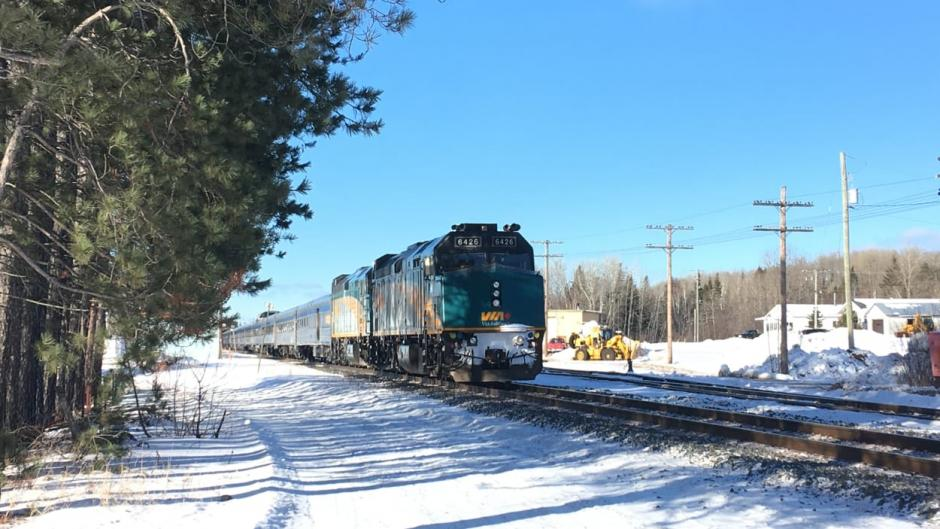 Le projet de train à grande fréquence favorisé par l'annonce du REM? | ICI.Radio-Canada.ca